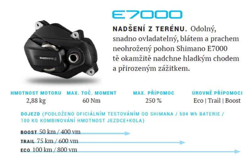 motor steps e7000