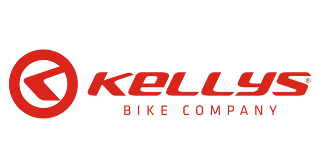 Logo KELLYS BICYCLES 2012 red white