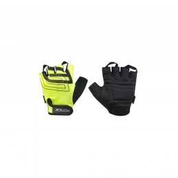 17555_rukavice force sport fluo l