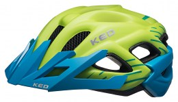 23139_pilba ked status junior m green blue matt 52-59 cm