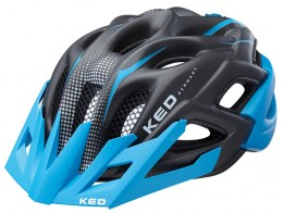 23402_pilba ked status junior m blue black matt 52-59 cm